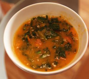 Paleo  Portugese Verde Soup