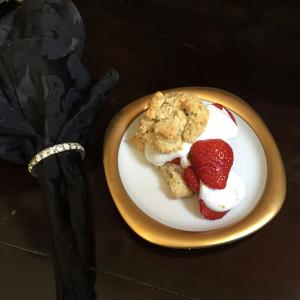Paleo Strawberry Shortcake.