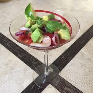 Ecuador Ceviche - Paleo